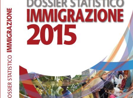 Roma, 29 Ottobre2015. Dossier Statistico Immigrazione