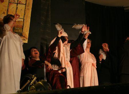 """NEPI – """"Poesia di sera.. Dante  ce  spera"""" spettacolo teatrale"""