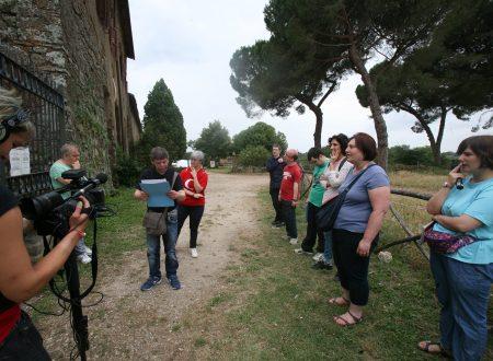 Civita Castellana – Abbazia di Santa Maria di Falleri e via Amerina