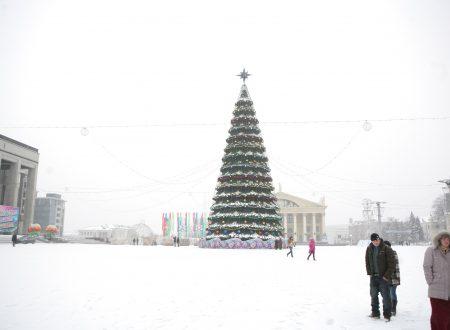 Un regalo di Natale – Una canzone dei nostri amici dalla Bielorussia