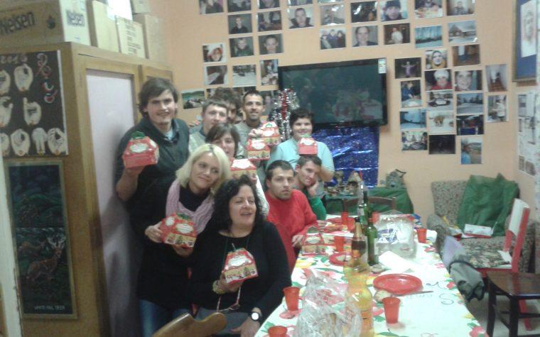 Pranzo di Natale in Matrioska