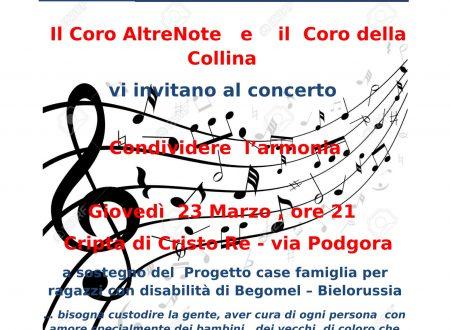 Concerto gratuito – Condividere l'armonia